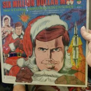 Six Million Dollar Man Christmas Adventures